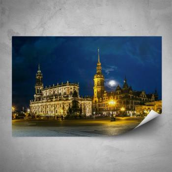 Plakát - Historické náměstí