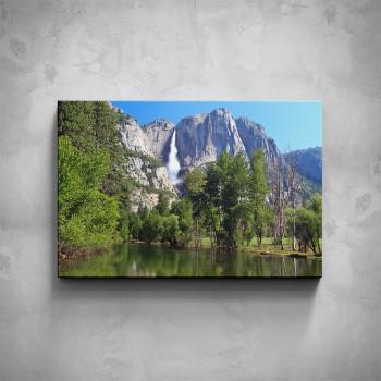 Obraz - Sklaní vodopád