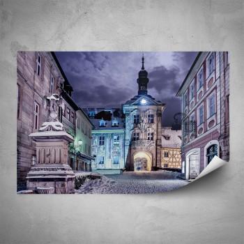 Plakát - Historické město