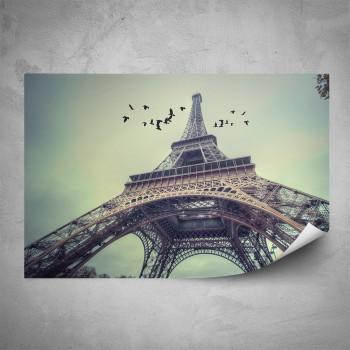 Plakát - Eiffelovka