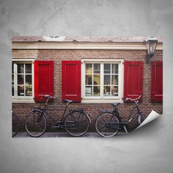 Plakát - Amsterdam