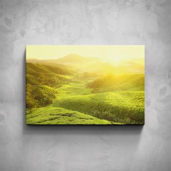 Obraz - Východ slunce