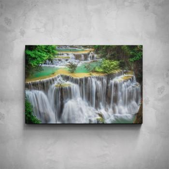 Obraz - Přírodní vodopády