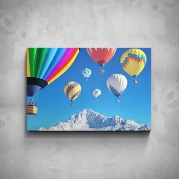 Obraz - Horkovzdušný balóny