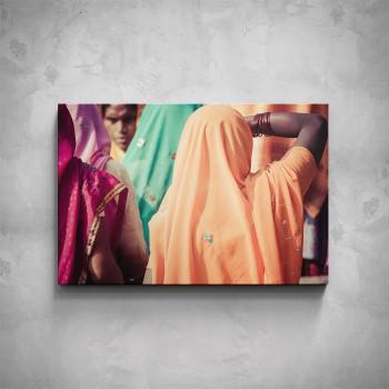 Obraz - Indické ženy