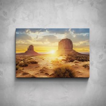 Obraz - Grand Canyon při západu slunce