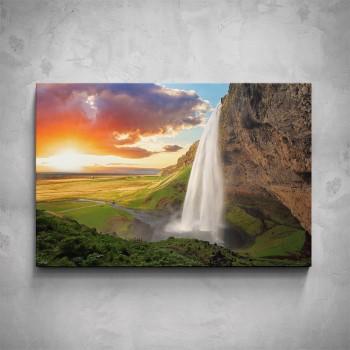 Obraz - Velký vodopád