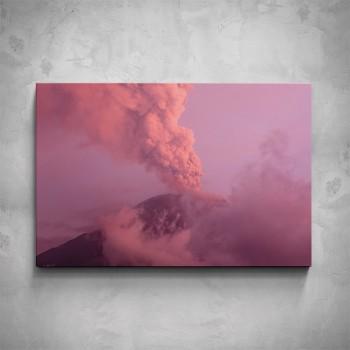 Obraz - Sopečné plyny