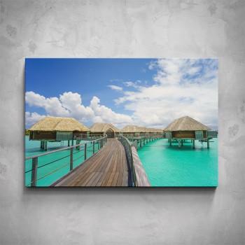 Obraz - Tahiti