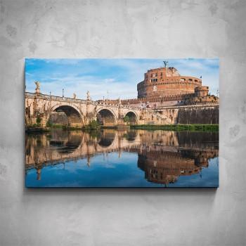 Obraz - Andělský hrad