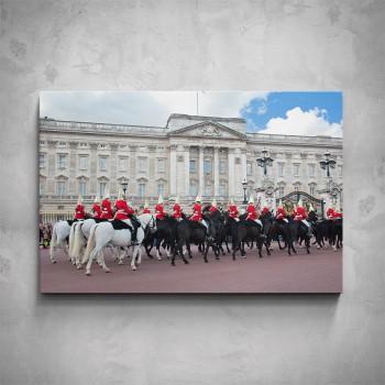 Obraz - Buckinghamský palác