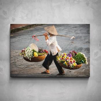 Obraz - Vietnamská kultura