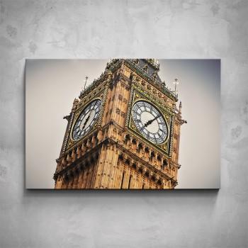 Obraz - Big Ben hodiny