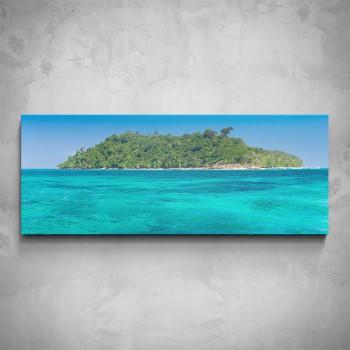 Obraz - Ostrov