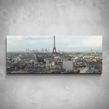 Obraz - Město Paříž