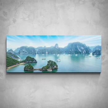 Obraz - Thajské ostrovy