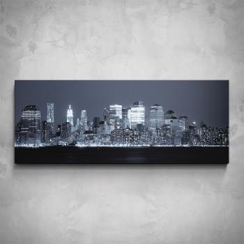 Obraz - Noční město