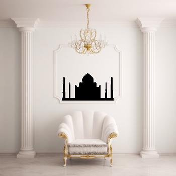 Samolepka na zeď - Taj Mahal