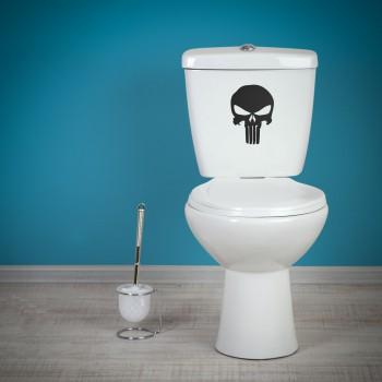 Samolepka na WC - Punisher