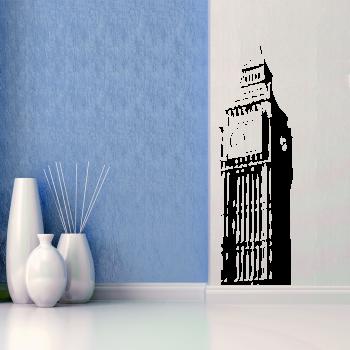 Samolepka na zeď - Big Ben