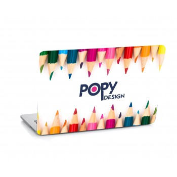 Samolepka na notebook - Popydesign