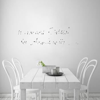 Samolepka na zeď - Angels - Ed Sheeran