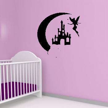Samolepka na zeď - Good night nápis