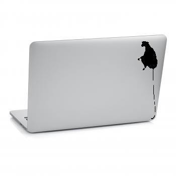 Samolepka na notebook - Opice