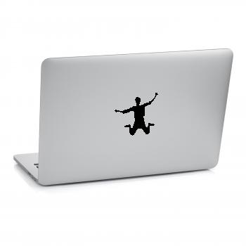 Samolepka na notebook - Výskok