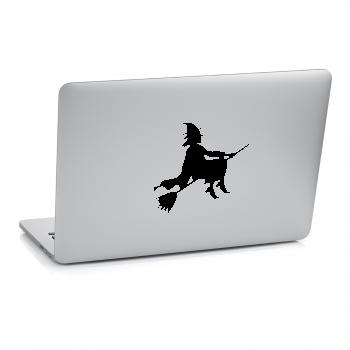 Samolepka na notebook - Čarodějnice