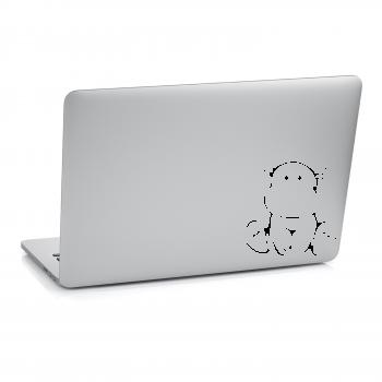 Samolepka na notebook - Hrošík
