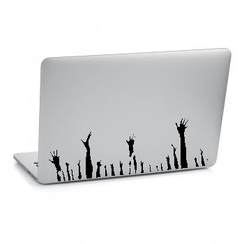 Samolepka na notebook - Ruce