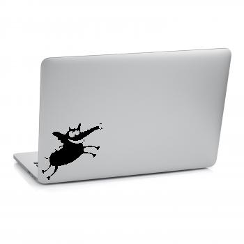 Samolepka na notebook - Slon