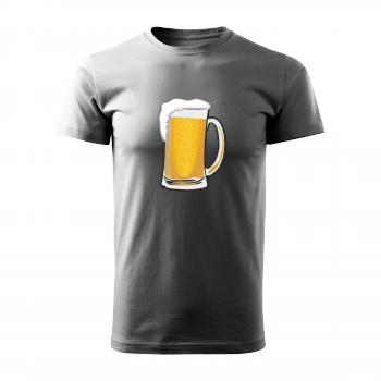 Tričko s potiskem - Pivo