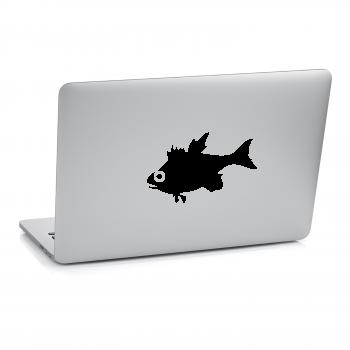 Samolepka na notebook - Rybka