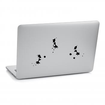 Samolepka na notebook - Skřítci