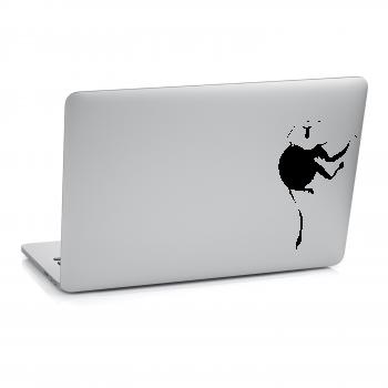 Samolepka na notebook - Opičák