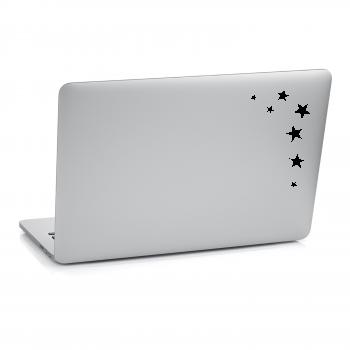 Samolepka na notebook - Hvězdy set