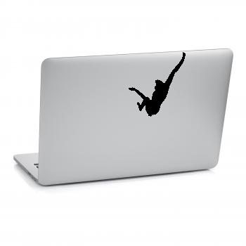 Samolepka na notebook - Gorila