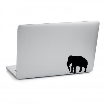 Samolepka na notebook - Velký slon