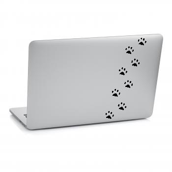 Samolepka na notebook - Ťapky