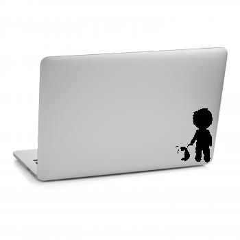 Samolepka na notebook - Chlapeček