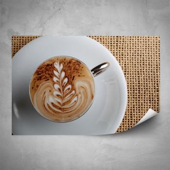 Plakát - Ranní káva