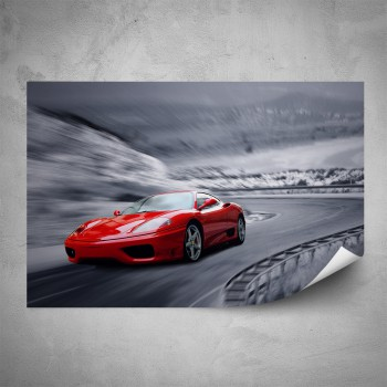 Plakát - Ferrari