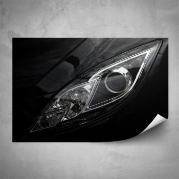 Plakát - Detail světla