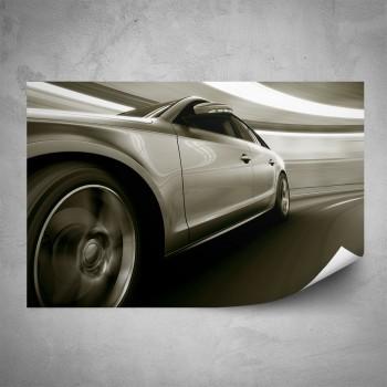 Plakát - Detail auta