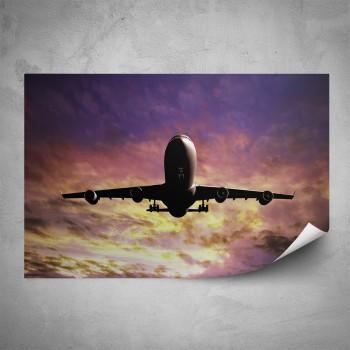 Plakát - Letadlo