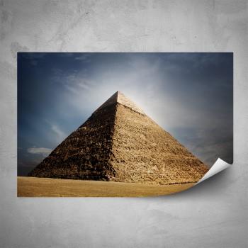 Plakát - Pyramida 2