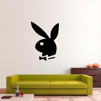Samolepka na zeď - Playboy