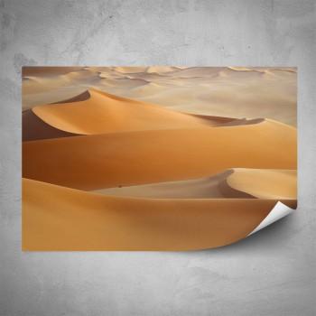 Plakát - Písečné duny